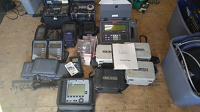 Signal Level Meters and Test Equipment
