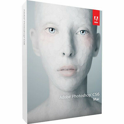 Adobe Photoshop CS6 For Mac, Full Version With License - Download