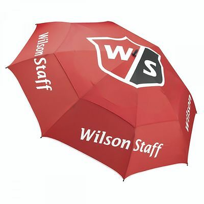 Wilson Staff Tour Pro Umbrella 68 Inch Red