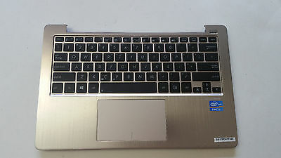 Asus Q200E Laptop Palmrest Touchpad + Keyboard W/ Speakers 13GNFQ1AM071 GRADE A