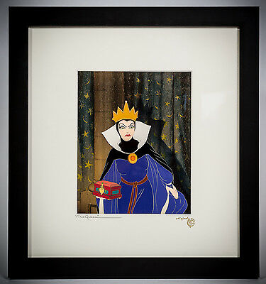 """Disney """"She Lives!"""" Wicked Queen from Snow White & the Seven Dwarfs Courvoisier"""