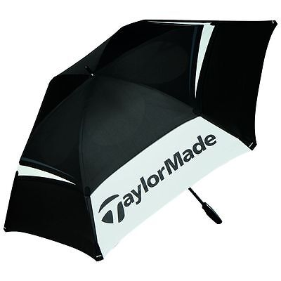TaylorMade Double Canopy 68inch Tour Umbrella 2017
