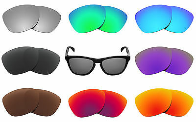 New Polarized Replacement Lenses for Oakley Frogskins in 8 colors