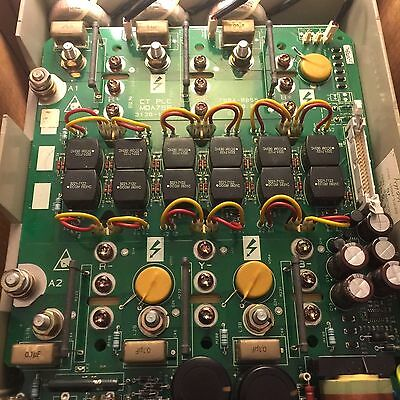 Control Techniques Mda75R Board For Mentor / Quantum Dc Drive Tested 100% New