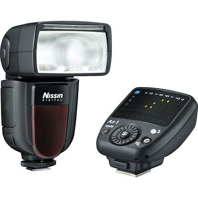Nissin Di700A Air Flashgun with Commander Kit for Fujifilm Cameras