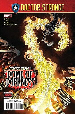 Doctor Strange #21 Marvel Comics 5/31/17 Near Mint