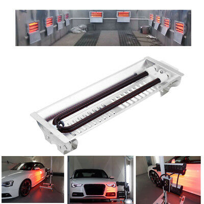 Far Infrared Paint Curing heating Lamp Carbon Fiber Heater Fit:Baking Booth/Oven