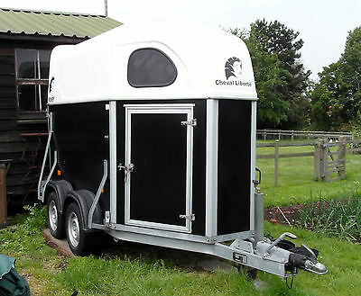 Cheval Liberte Pony Trailer