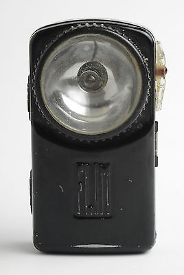 Alte FLIM ungarische Taschenlampe Vintage retro hungarian pocket light flashligh
