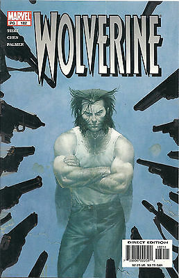Wolverine   #182  NM   (Vol 2)