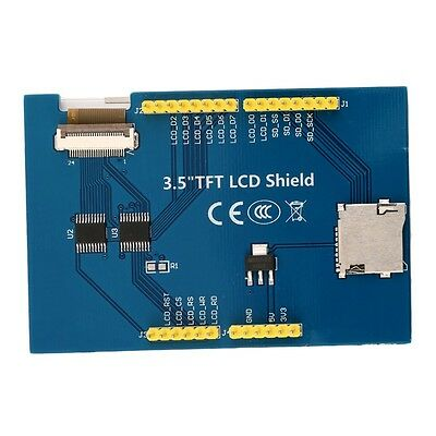 3.5inch TFT color screen module 320X480 ultra-HD support for Arduino for UNO @*
