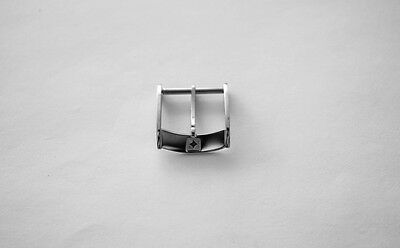 Zenith Genuine Stainless Steel Buckle 18 mm NEW Complete