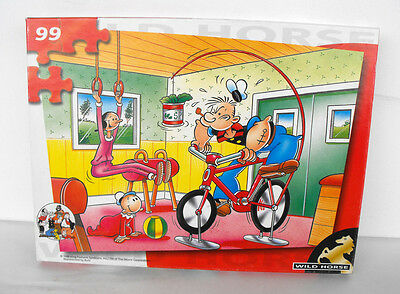 very RARE Popeye the Sailorman Puzzle 99 pieces 1998 MINT