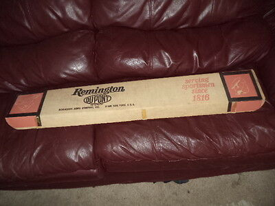 1960's Remington Model 788 6mm Rifle Box w/Owners Guide