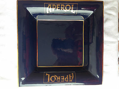 Vintage Aperol Ashtray-Portacenere