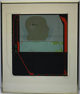 Rainer Wittenborn 1941 Berlin ;Kopf – Type 3001 ;1977 Documenta 6