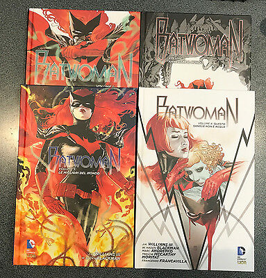 BATWOMAN VOL. 1-2-3-4 (NEW 52 LIMITED) RW Lion