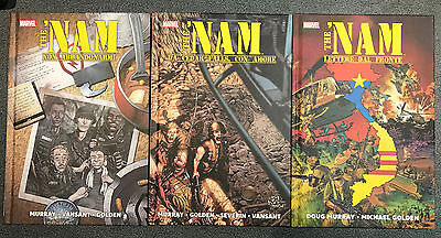THE 'NAM di Doug Murray (VOL.1-2-3) Panini Comics