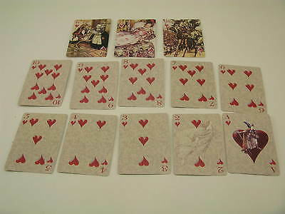 Fairy Tale Art Playing Cards: Art by Arthur Rackham By Unique 3D Games SEALED