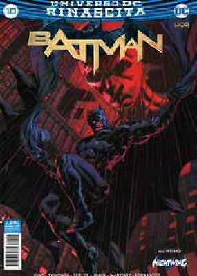 comics - BATMAN RINASCITA N. 11 - lion nuovo italiano dc