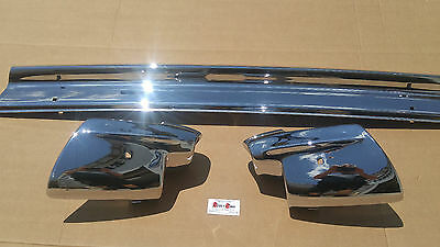 1957 chevrolet bel air 210 150 rear bumper