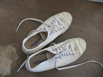 Vintage CONVERSE Jack Purcell Low Top Sneaker/Shoes Men 6.5 USA