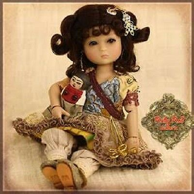 FA0015A Four Kindergartner Ishara Ruby Red Galleria Ten Ping Prettiest Doll Ever