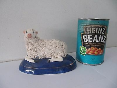 Staffordshire Sheep Figure Reproduction