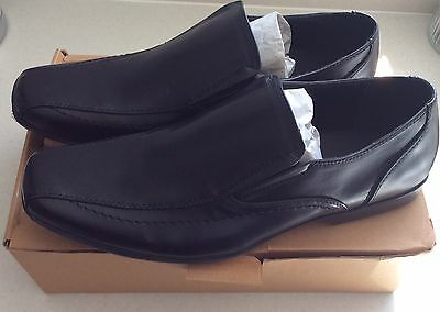 New Men's Next Leather Shoes Sizes 11, 11.5, 12, 13