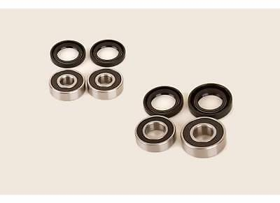 1997-2002 Honda CR80RB Expert Front and Rear Wheel Bearings and Seals