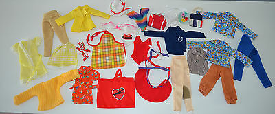 Vintage Sindy Pedigree Doll Clothes and Accessories ~ Choose from Drop Down Menu