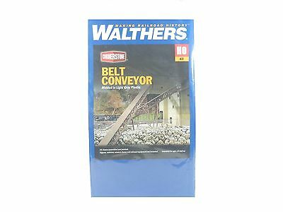 HO Belt Conveyor Structure Kit - Walthers Cornerstone #933-3149 vmf121