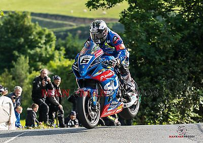 Michael Dunlop 2017 TT SuperBike  A4 Photo