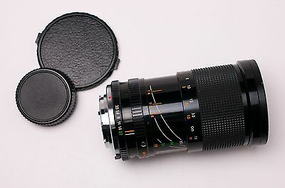 Rokinon Auto Zoom Multi Coated Macro 28-85mm f/3.5-4.5 Lens Minolta MD (#2138)
