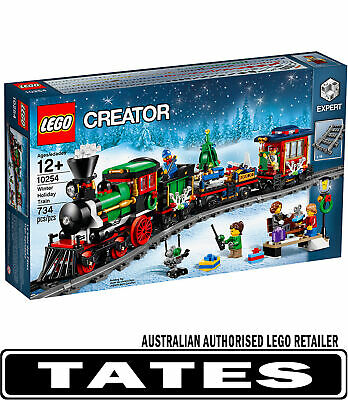 LEGO 10254 Winter Holiday Train Creator from Tates Toyworld