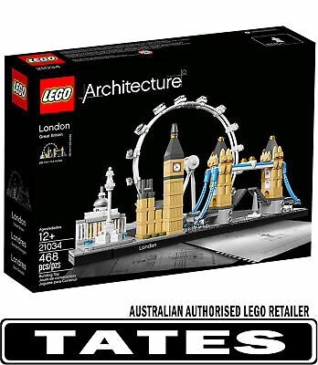 LEGO 21034 London Architecture from Tates Toyworld