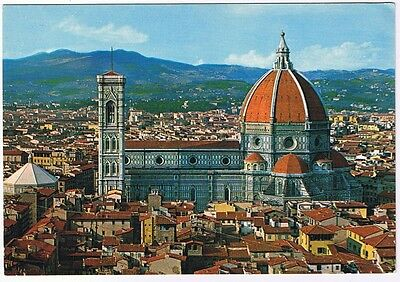 The Cathedral - Florence Italy - Postcard Unused # 3