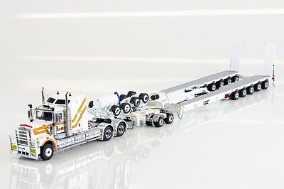 Kenworth C509 with Drake 2x8 Dolly and 5x8 Swingwing Trailer CQHH