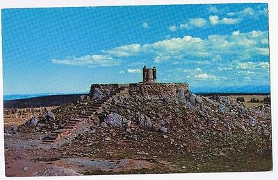 A Lookout In The Medicine Bow National Park On I30 - Wyoming - Postcard  # J1255