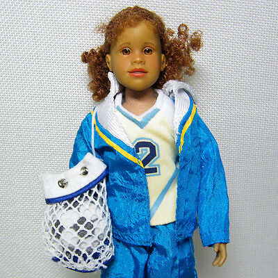 Only Hearts Club Doll Briana Joy in Soccer / Football Outfit