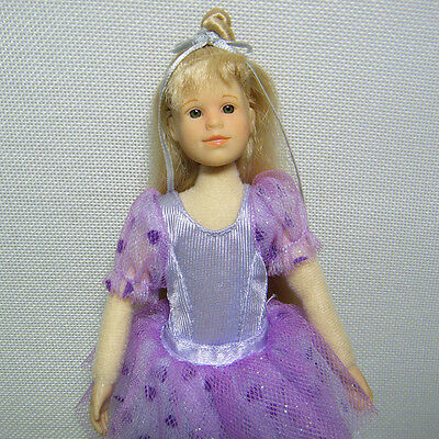 Only Hearts Club Karina Grace Ballerina Doll Purple Ballet Outfit