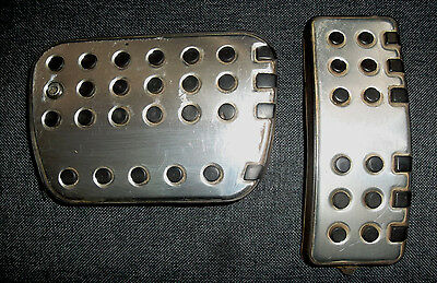 FORD BA GT GTP XR AUTO SPORTS BRAKE & accelerator  PEDALS GENUINE GC