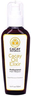 Cacay Naturals Cacay Oil Elixir Hair Repair Treat Condition Restore 4.4oz