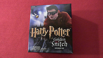 Harry Potter: Golden Snitch Sticker Kit (2016, Running Press)