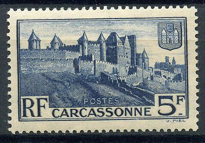Stamp / Timbre France Neuf N° 392 ** Cite De Carcassonne