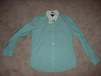 J.Crew Size Large Slim-Fit Button-Down Dress Shirt, New With Tags