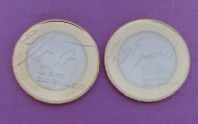 """3 € Slovenia 2017 """"100th anniversary of the May Declaration"""" UNC"""
