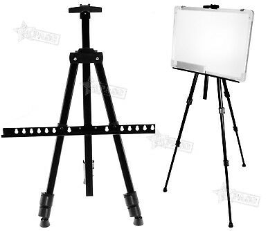 Adjustable Tripod Display Painting White Board Stand Artist Field Studio Easel