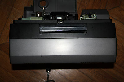 ELMO GS-1200 STEREO SOUND SUPER 8 PROJECTOR Film FPS 1:1.0 f=12,5 30mm (110 V)