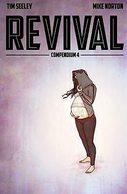 Revival Deluxe Collection Volume 4 by Tim Seeley Hardcover Book Free Shipping!